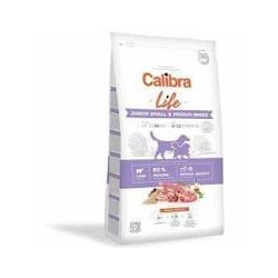 Calibra Dog Life Junior Small&Medium Breed Lamb